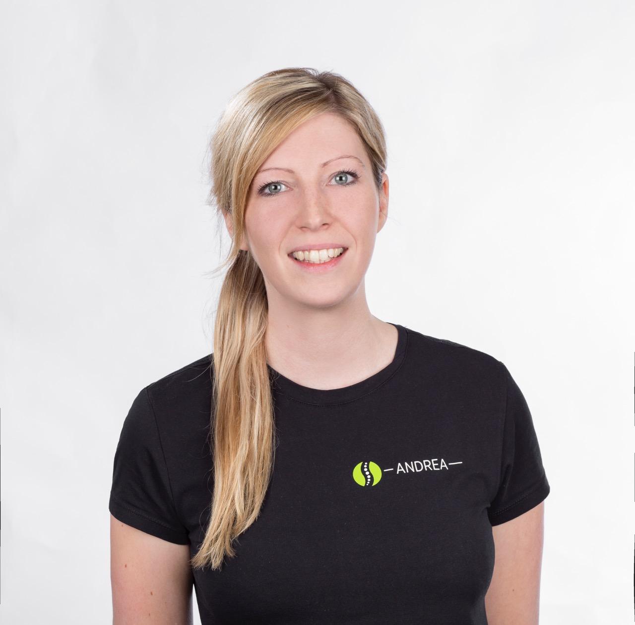 Neue Mitarbeiterin Andrea Hubert